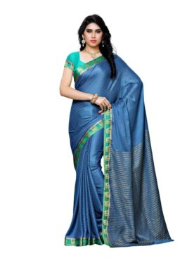 Mimosa crepe saree with unstiched blouse - grey